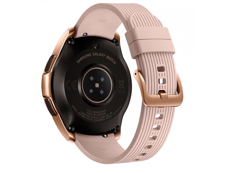 Смарт-часы Samsung Galaxy Watch 42мм датчики