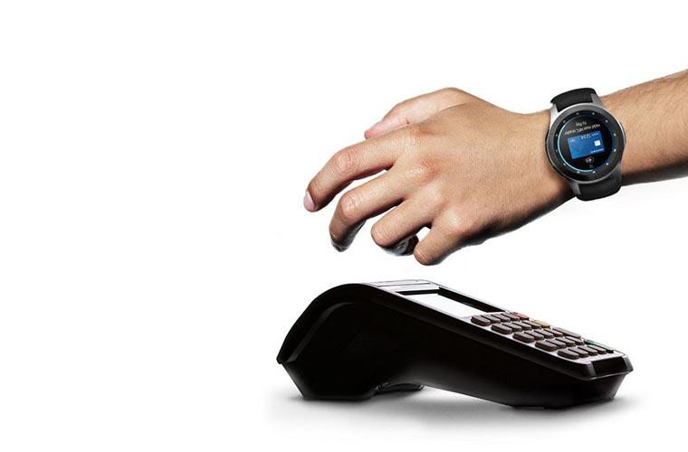 Смарт-часы Samsung Galaxy Watch 46мм NFC