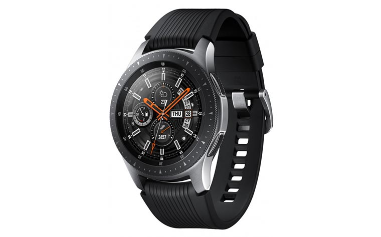Смарт-часы Samsung Galaxy Watch 46мм Silver