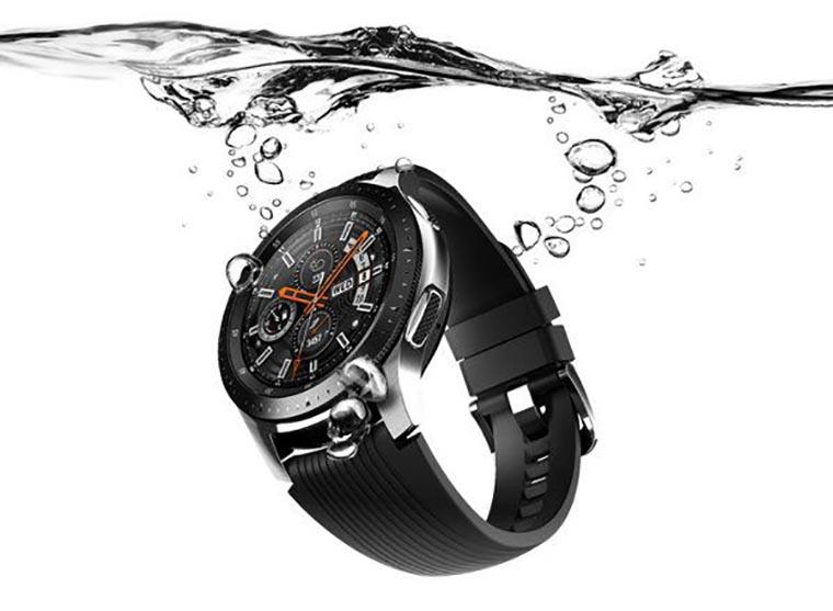 Смарт-часы Samsung Galaxy Watch 46мм защита