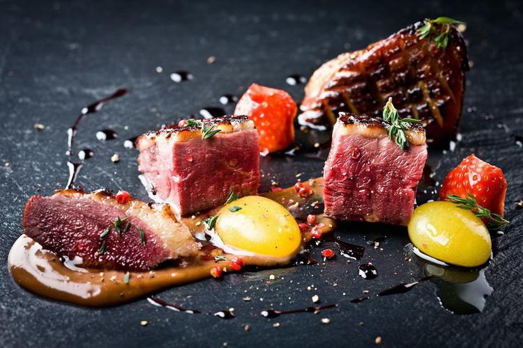 Текстура блюда-фуд-фотография основы