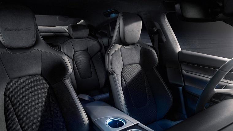 В противовес Tesla - электромобиль Porsche Taycan 5
