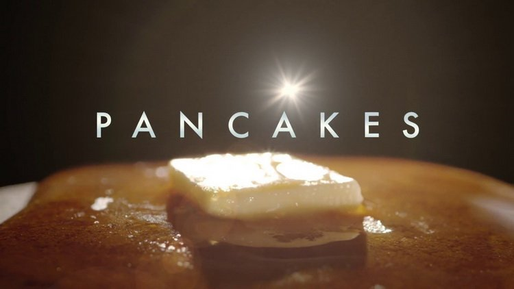 What if Alfonso Cuaron-made pancakes