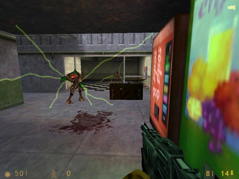 Знаменитая игра Half-Life уже тестируется в VR-версии 2