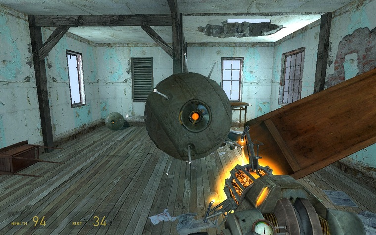 Знаменитая игра Half-Life уже тестируется в VR-версии 3