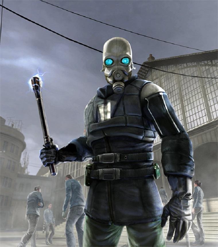 Знаменитая игра Half-Life уже тестируется в VR-версии 5