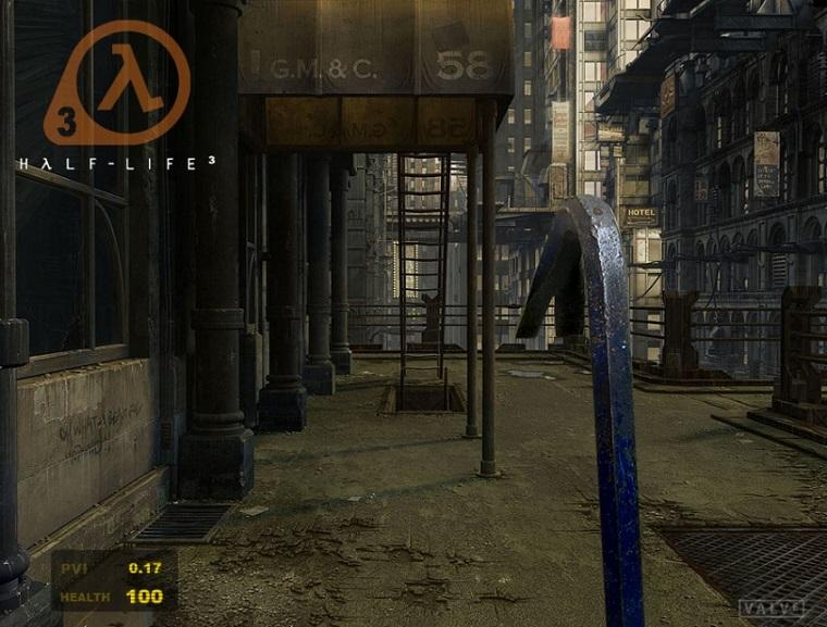 Знаменитая игра Half-Life уже тестируется в VR-версии 6