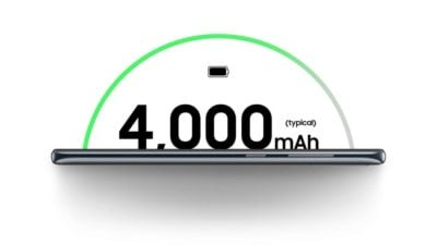 Батарея 4000 мАг