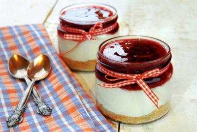 Білий пудинг-десерт