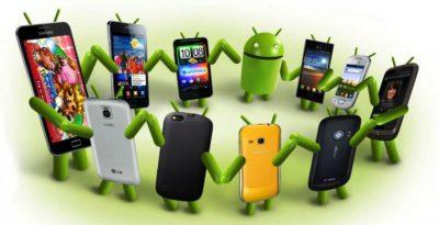 Хоровод смартфонів