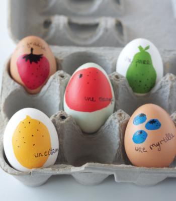 «Розумне» пасхальне яйце