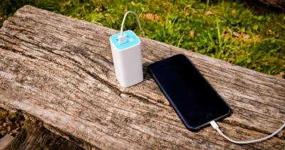 Мобільна батарея Powerbank