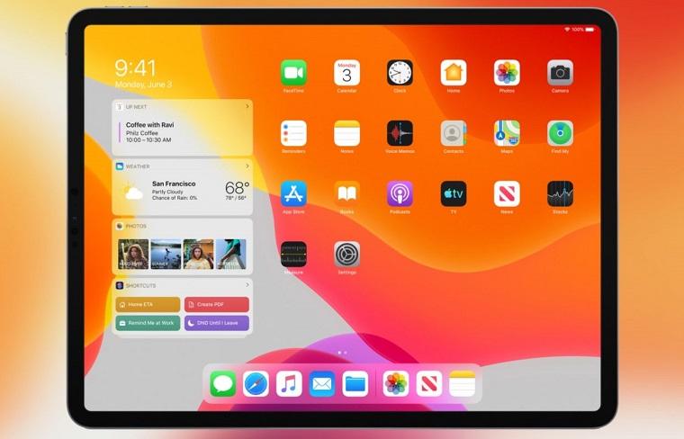 iPadOS доступен для обновления - новое будущее наших iPad 3