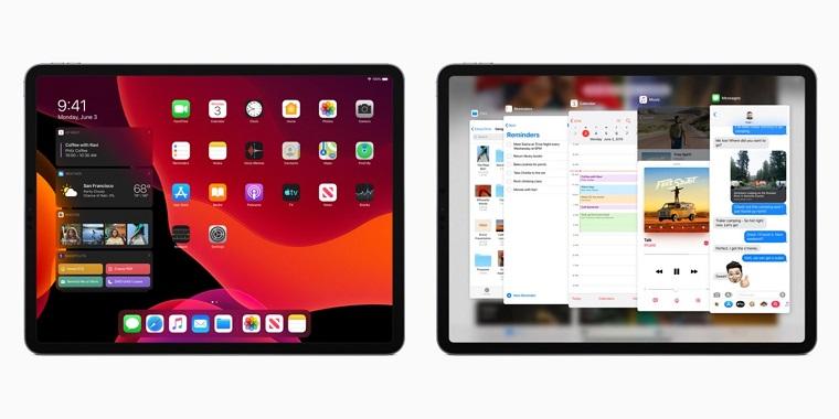 iPadOS доступен для обновления - новое будущее наших iPad 4