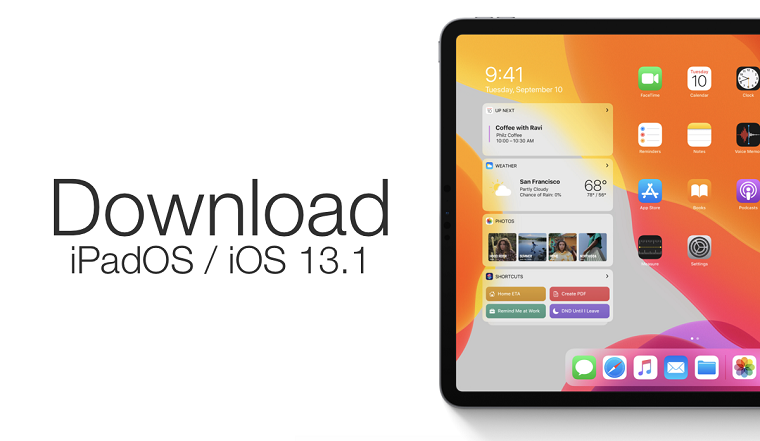 iPadOS доступен для обновления - новое будущее наших iPad 6
