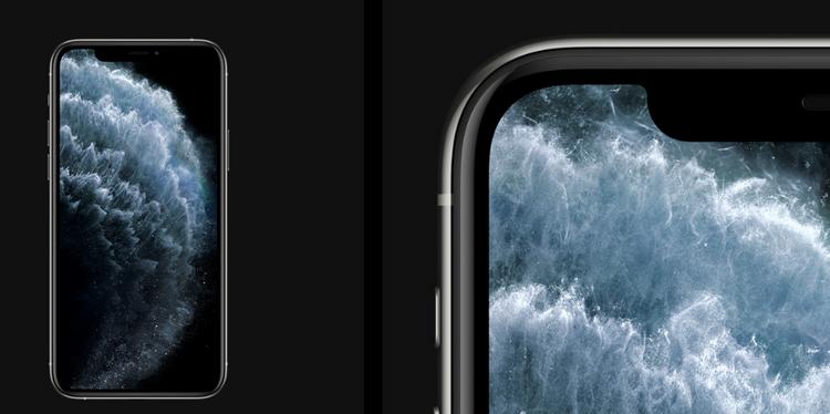 iPhone 11 Pro-дисплей Pro Super Retina XDR