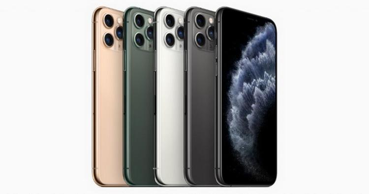 iPhone 11 Pro-дизайн