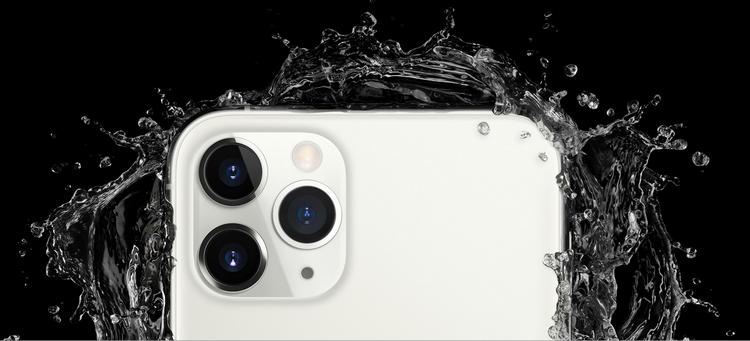 iPhone 11 Pro-защита корпуса