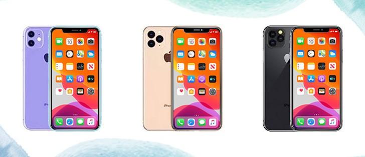 iPhone 11-iPhone 11 Pro и iPhone 11 Pro Max