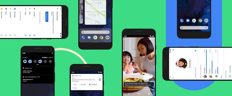 ключевые особенности представленного официально Android 10 3