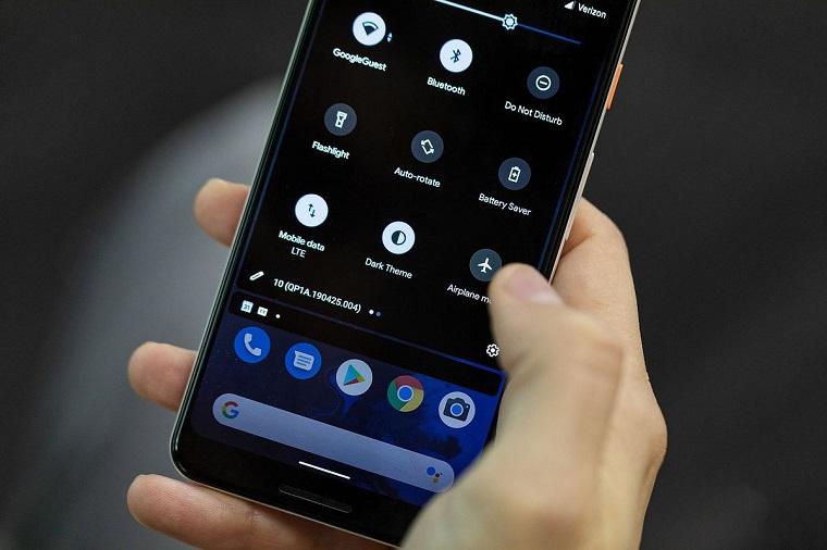 ключевые особенности представленного официально Android 10 4