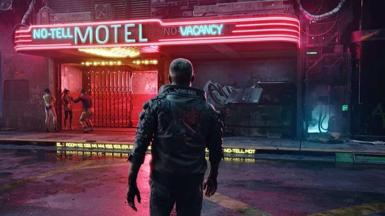 мультиплеер в Cyberpunk 2077 с Киану Ривзом 2