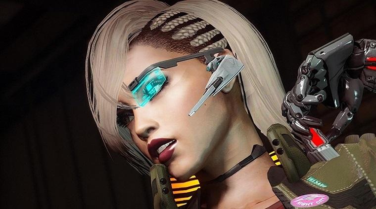 мультиплеер в Cyberpunk 2077 с Киану Ривзом 3