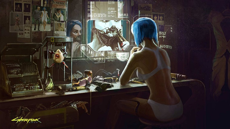 мультиплеер в Cyberpunk 2077 с Киану Ривзом 4