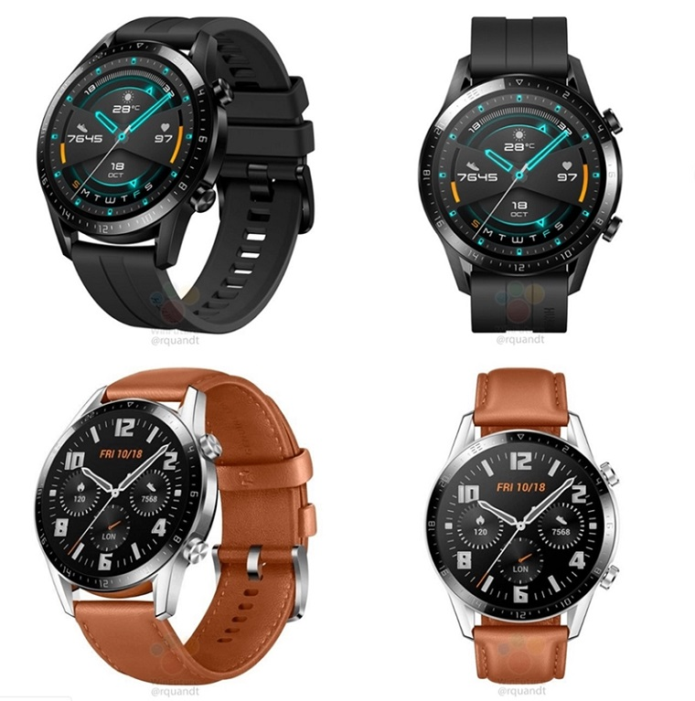 улучшенные смарт-часы Huawei Watch GT2 2