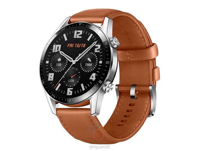 улучшенные смарт-часы Huawei Watch GT2 3