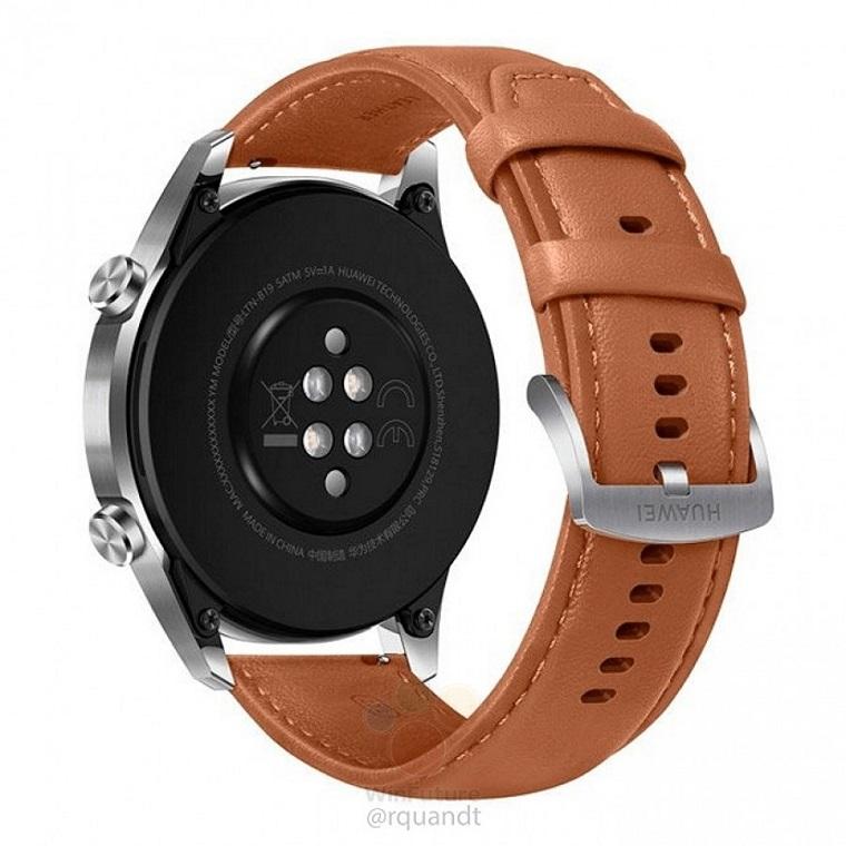 улучшенные смарт-часы Huawei Watch GT2 5