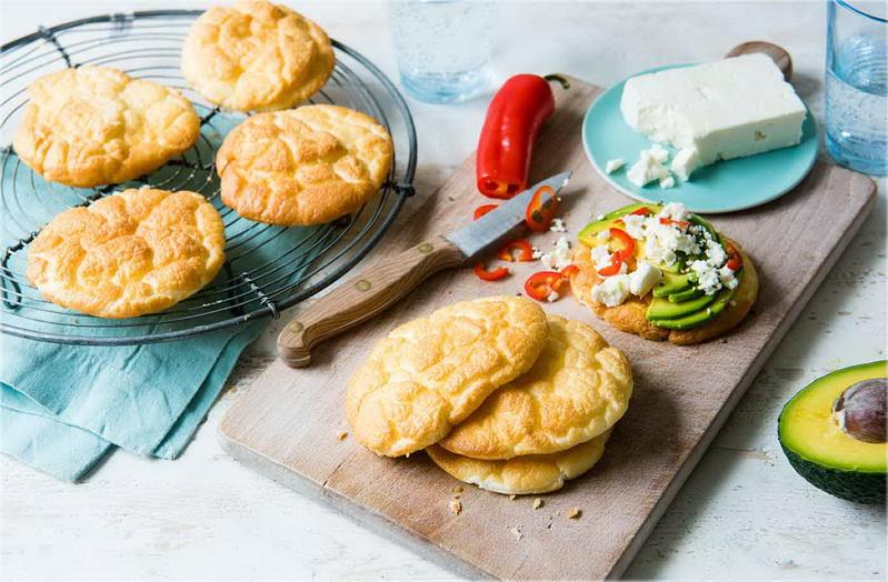 Cloud Bread-вкусное меню