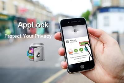 Пароль на приложение в DoMobile Applock