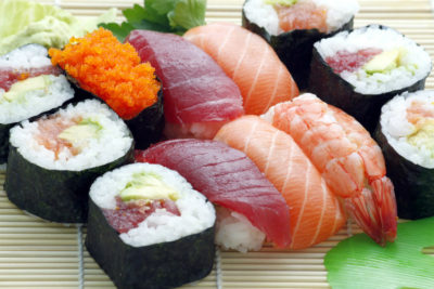 Як робити суші
