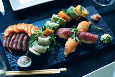 Рецепти суші