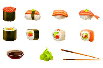 Види суші
