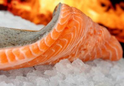Лосось для суши