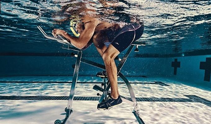 Гидрорайдер-подводный велотренажер