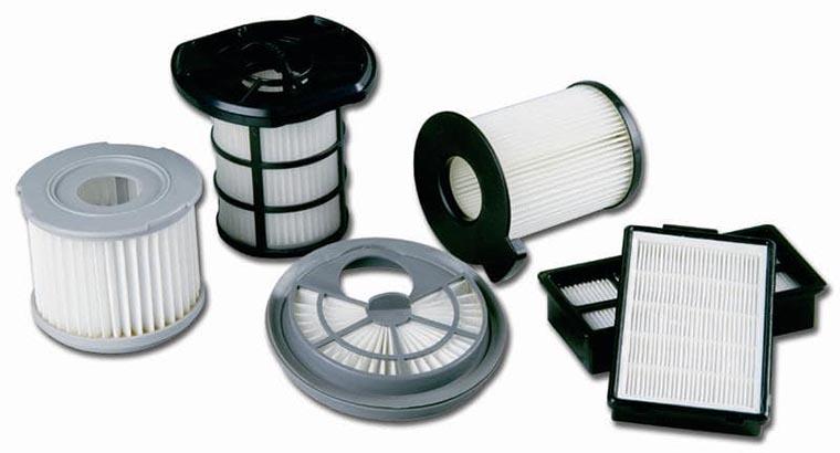 HEPA фильтры для пылесосов