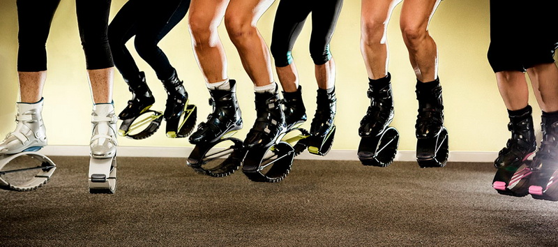 Kangoo Jumps-прыжки