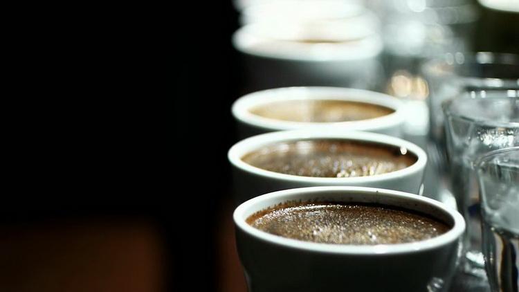 Кофе по-бразильски-каппинг