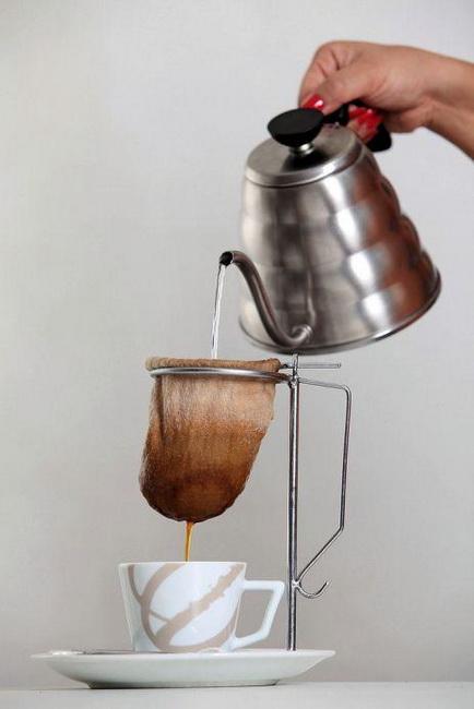 Кофе по-бразильски-рецепт