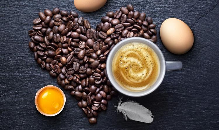 Кофе по-шведски с яйцом-рецепт