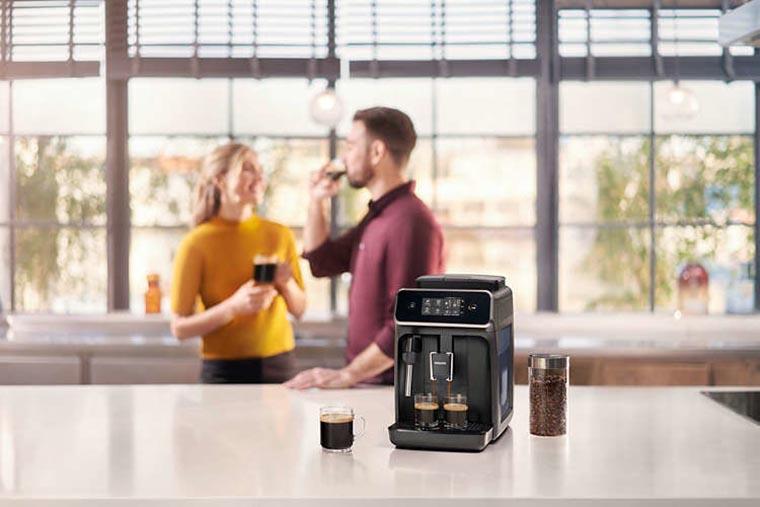 Кофемашина Philips EP2220 10