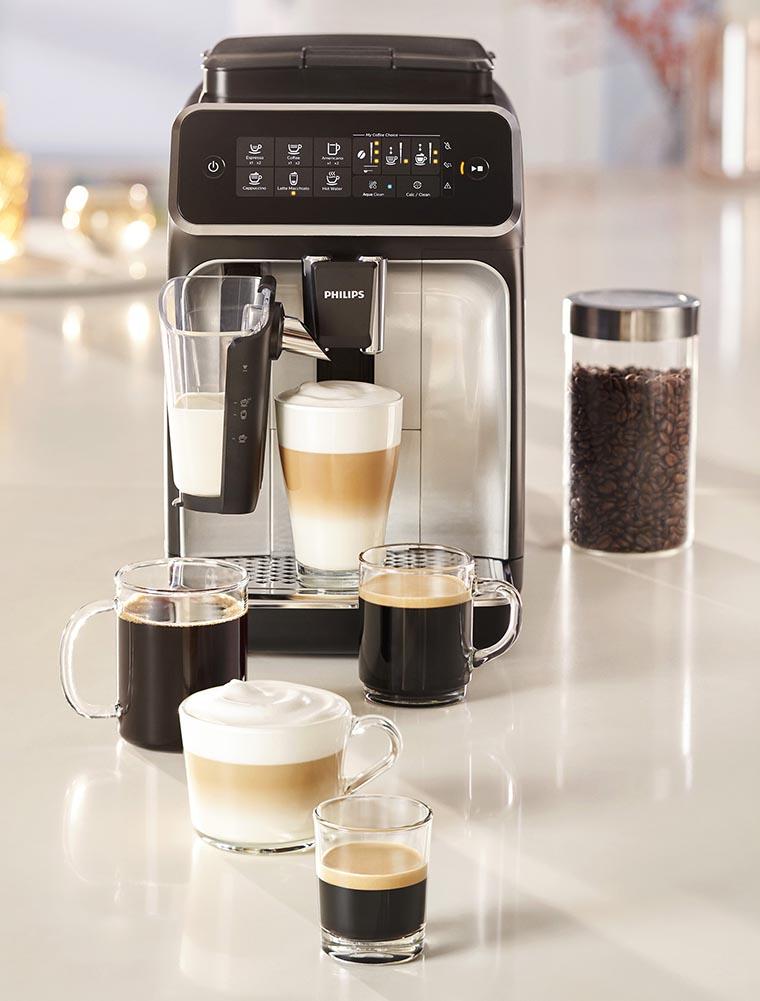 Кофемашина Philips EP3246 70