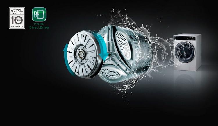 LG F2J5HS9W-инновационные технологии
