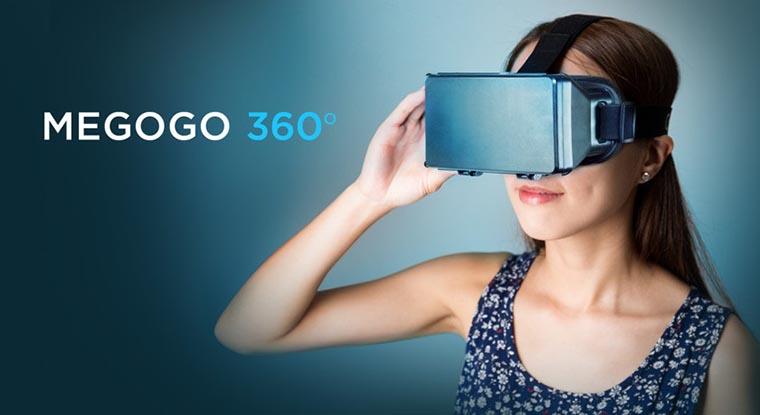 MEGOGO в 3D