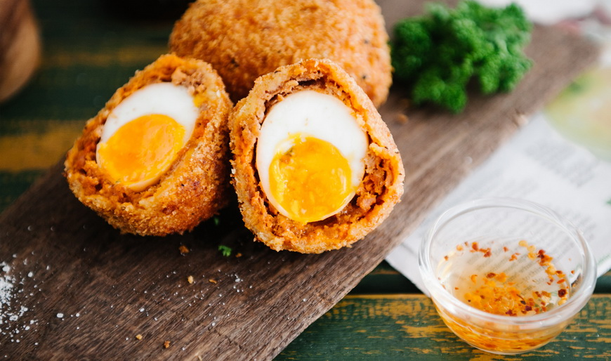 Scotch Egg-рецепт
