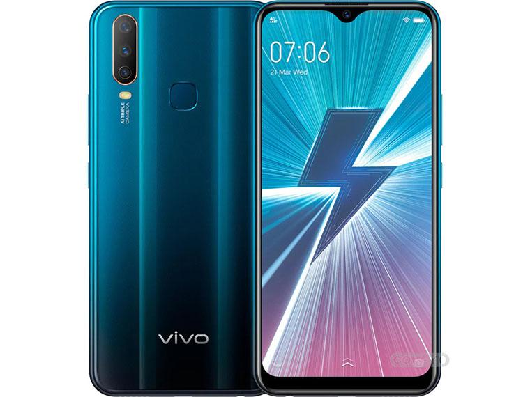 Смартфоны серии Vivo Y17