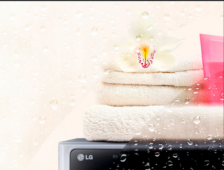 Стиральная машина LG F2J5HS9W-инновационные технологии Spa Steam